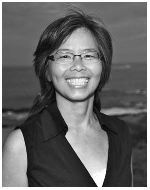 Dorine Lam, MS, MPH, RDN, Co-author of Adrenal Fatigue Syndrome - Reclaim Your Energy and Vitality with Clinically Proven Natural Programs